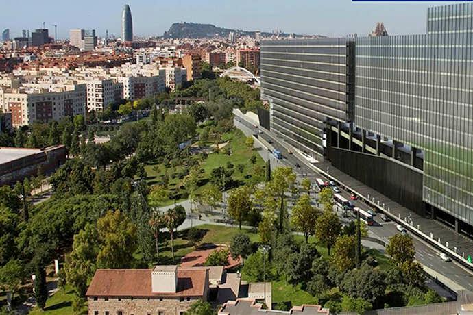 район Сан Марти в Барселоне