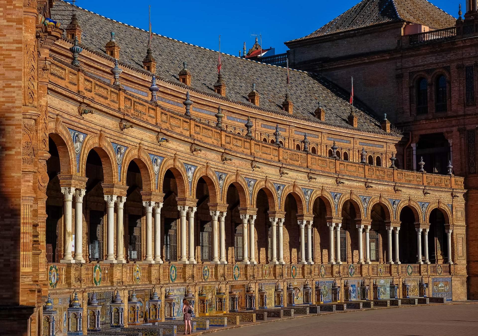 Топ-⑩ достопримечательностей Севильи: расположение, описание, стоимость билетов, фото