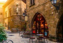 лучшие рестораны, бары и шоппинг в Барселоне