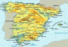 Погода в Испании по месяцам