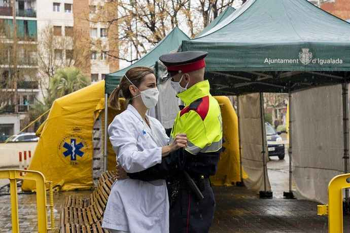 статистика кононавирус испания