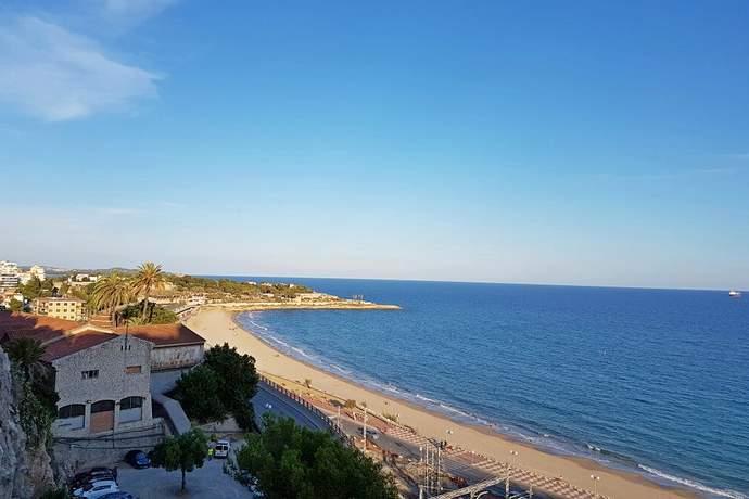 городской пляж таррагоны
