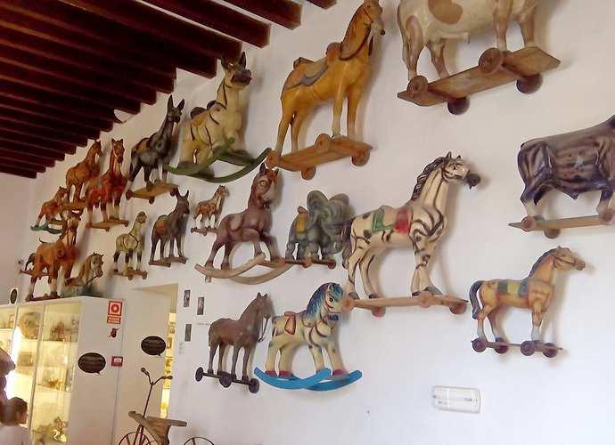 музей игрушек майорка