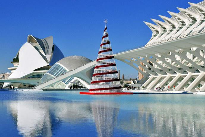 валенсия город искусств и науки