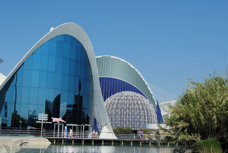 Wetlands Valencia L'Oceanographic