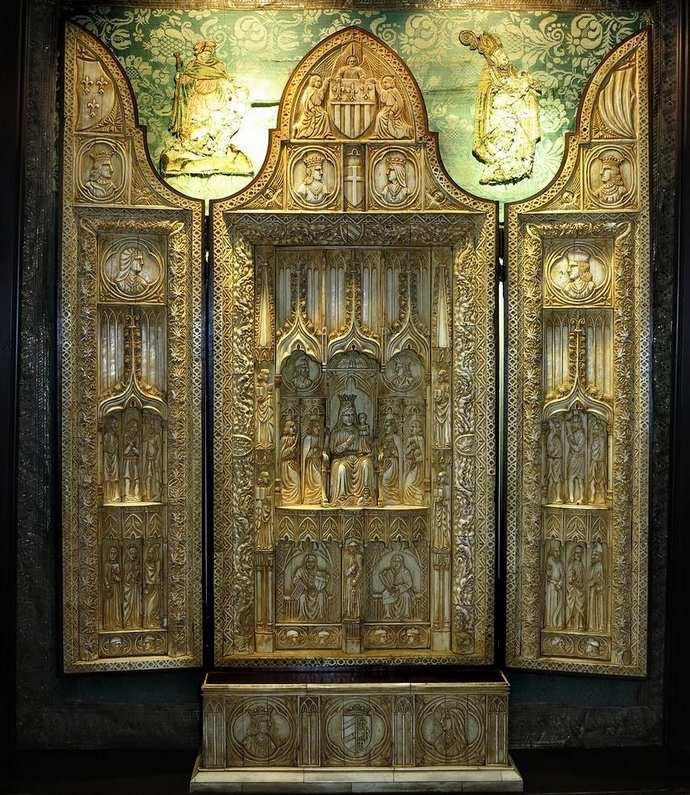 монастырь вельдемосса